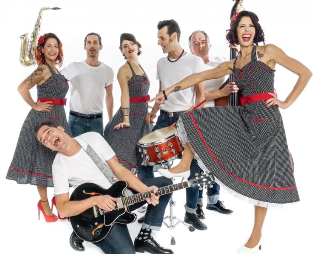 Ibiza Vintage Boogie & Swing